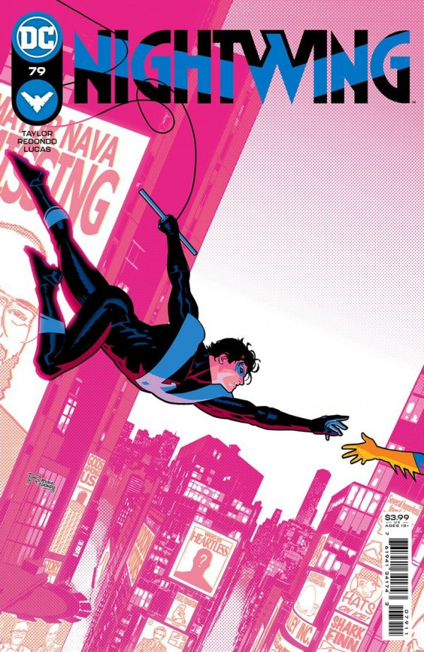 Nightwing #79 Preview