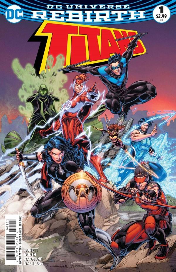 Titans #1