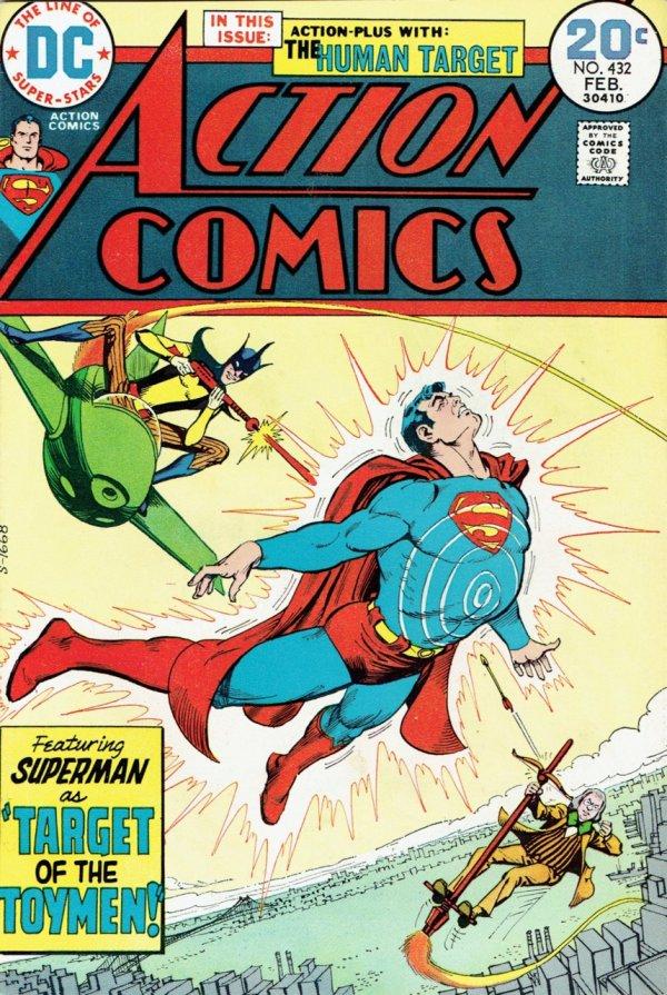 Action Comics #432