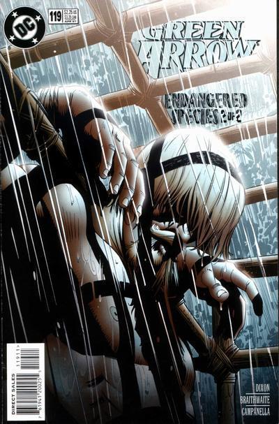 Green Arrow #119