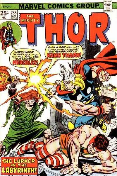 The Mighty Thor #235