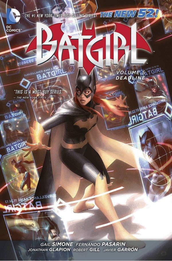 Batgirl Vol. 5: Deadline TP