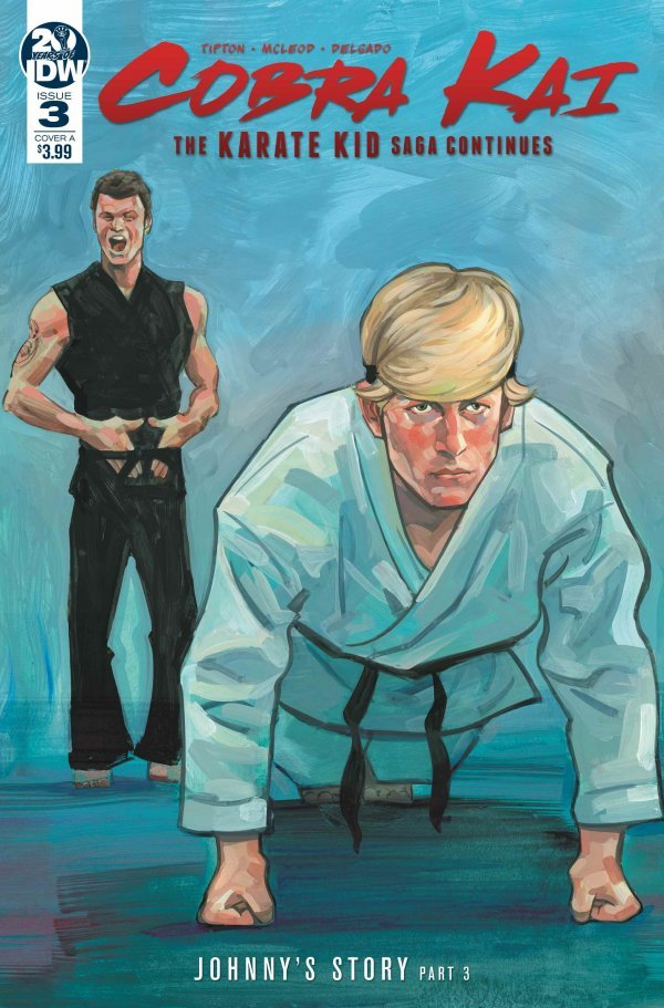 The Cobra Kai: The Karate Kid Saga Continues #3