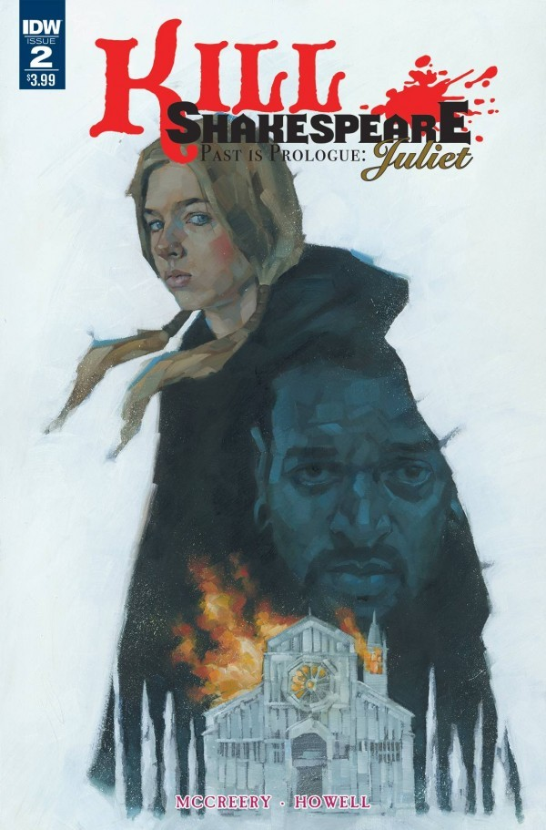 Kill Shakespeare: Past Is Prologue Juliet #2