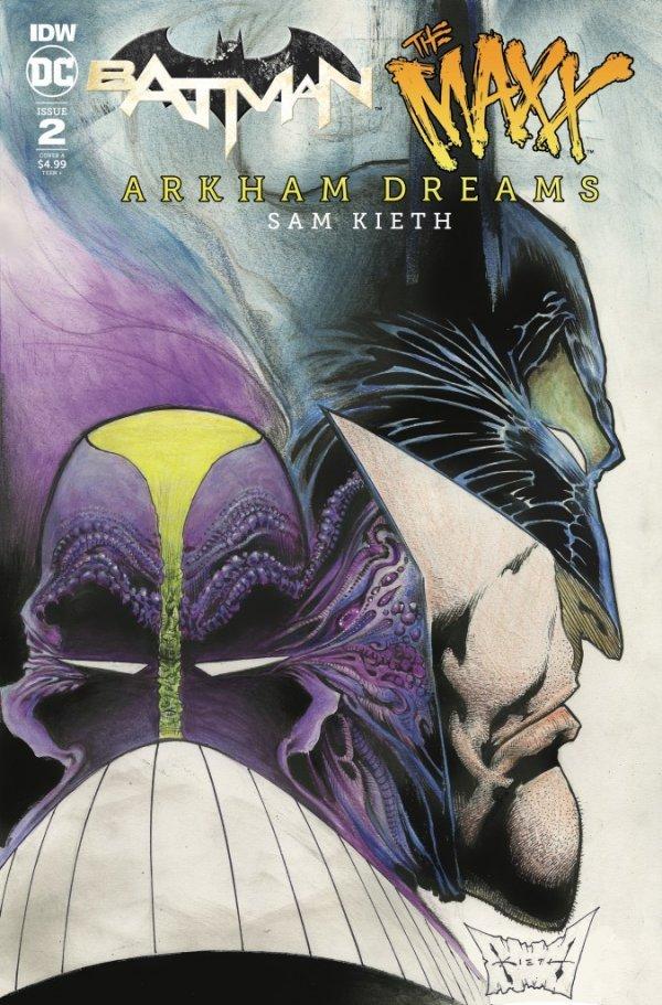 Batman / The Maxx: Arkham Dreams #2