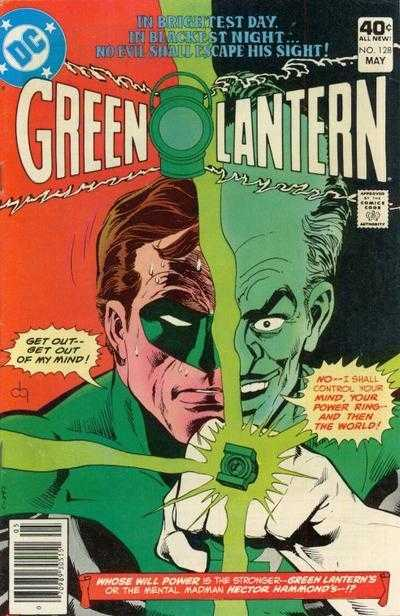 Green Lantern #128