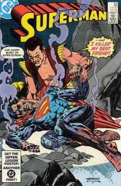 Superman #390