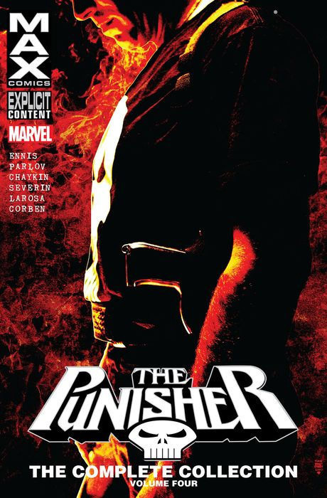 The Punisher MAX: The Complete Collection Vol. 4 TP