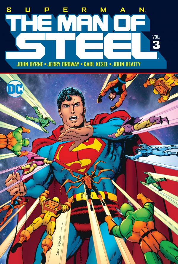 Superman: The Man of Steel Vol. 3 HC