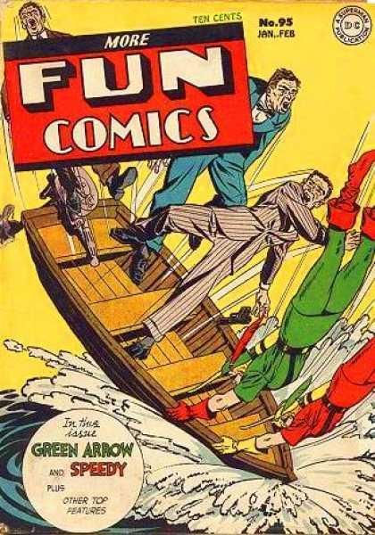 More Fun Comics #95