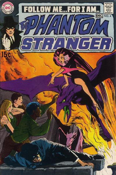 The Phantom Stranger #4