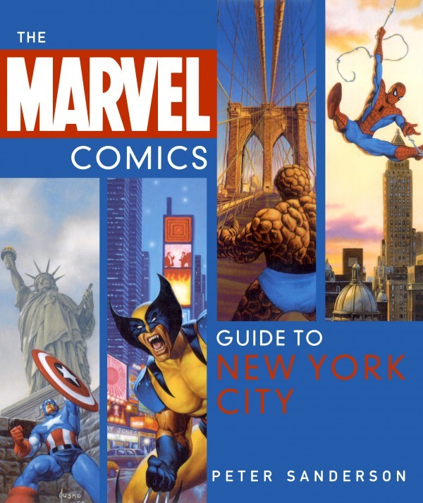 The Marvel Comics Guide to New York City TPB