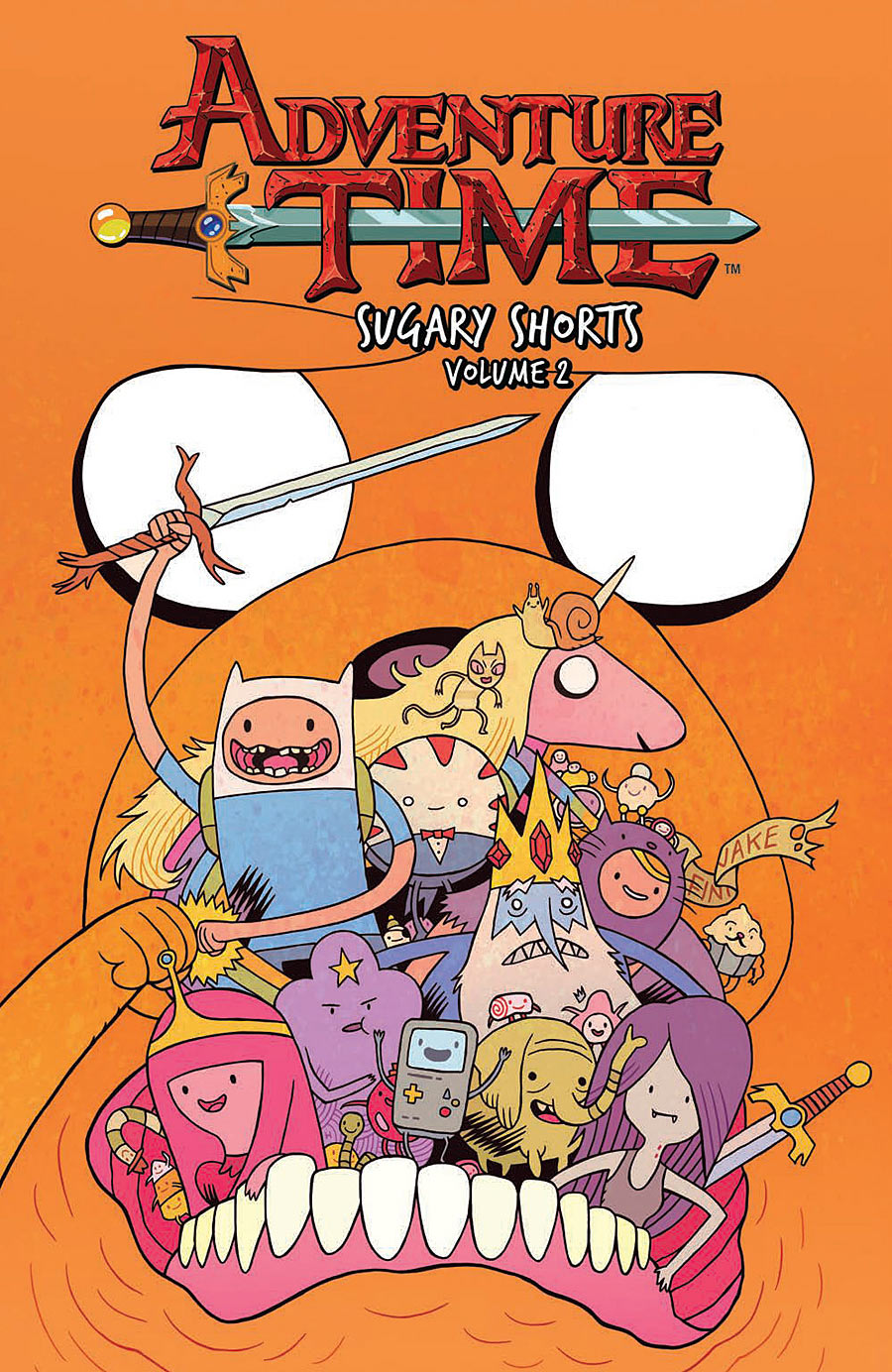 Adventure Time: Sugary Shorts Vol. 2 TP