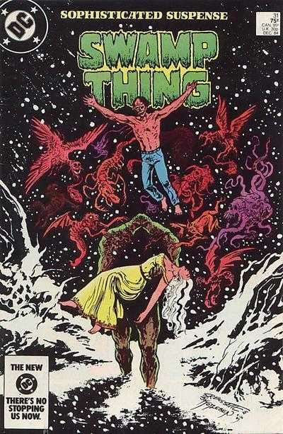 The Saga of the Swamp Thing #31