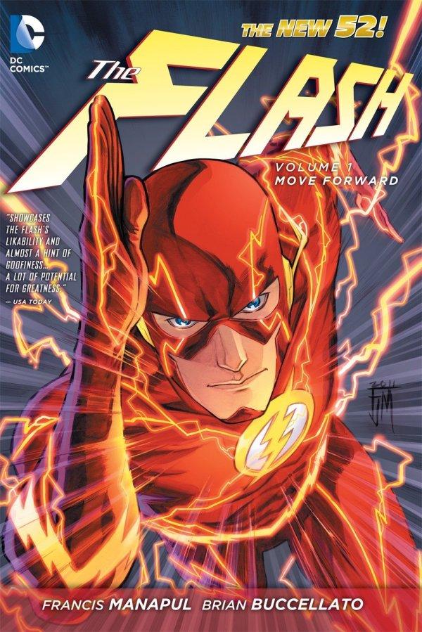 The Flash Vol. 1: Move Forward HC