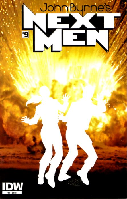 Next Men #9