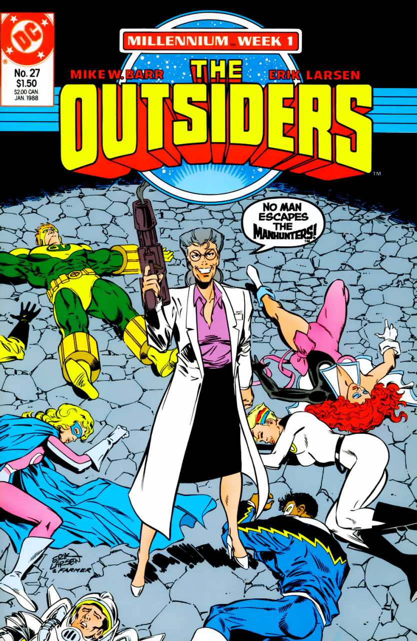 The Outsiders #27