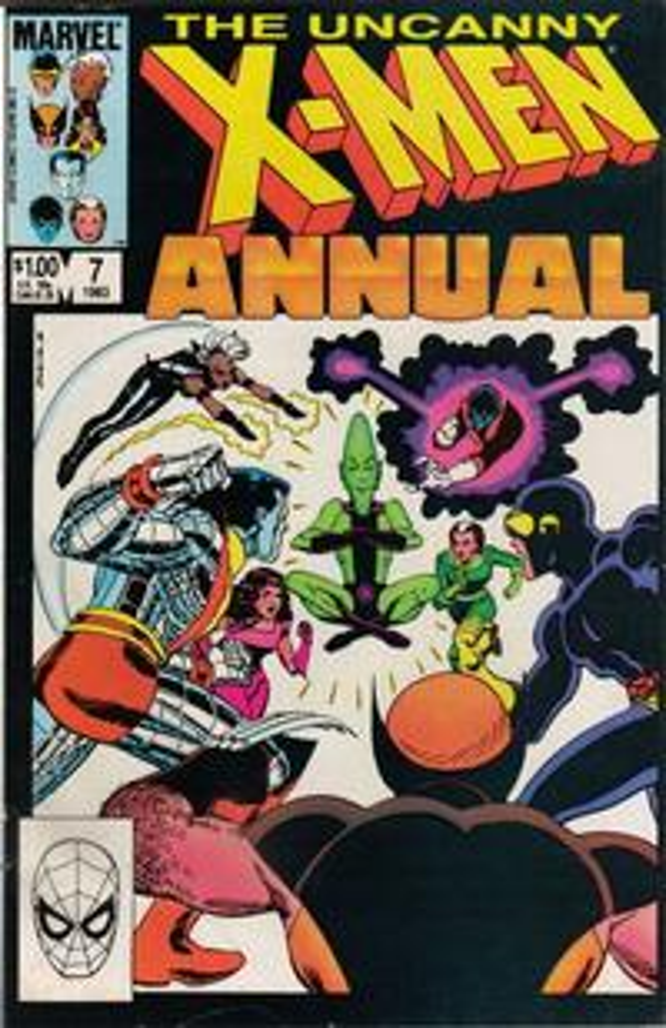 Uncanny X-Men Annual #7