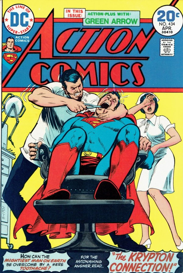 Action Comics #434
