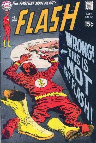 The Flash #191