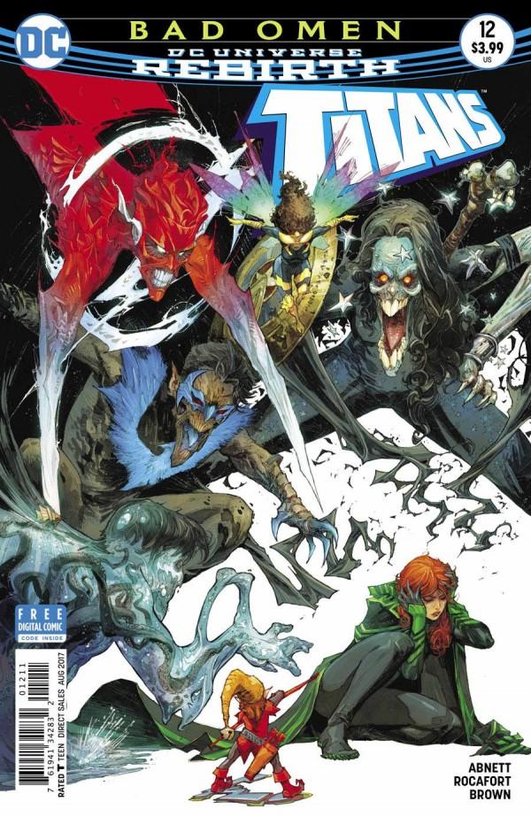 Titans #12