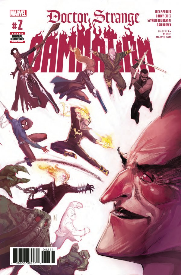 Doctor Strange: Damnation #2