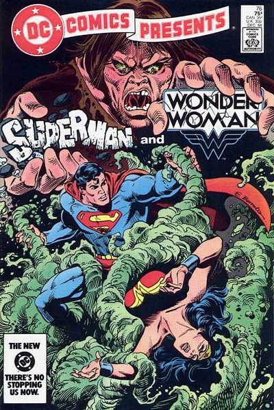 DC Comics Presents #76