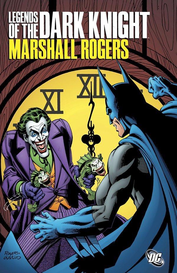Legends of the Dark Knight: Marshall Rogers HC