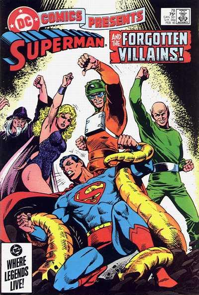 DC Comics Presents #78