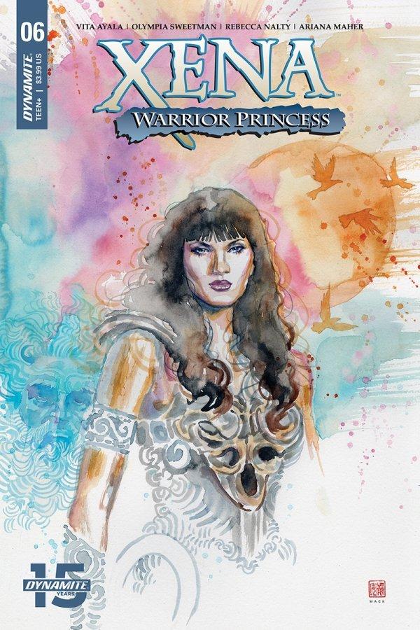 Xena: Warrior Princess #6