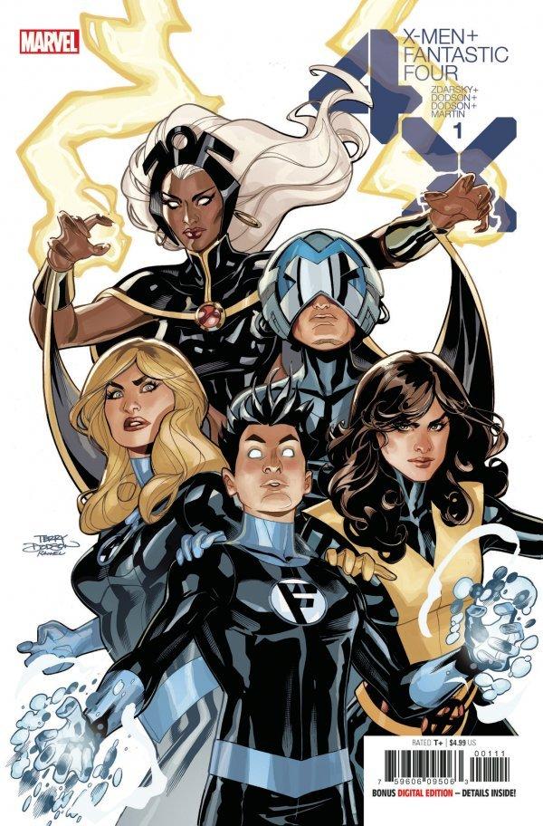 X-Men / Fantastic Four #1