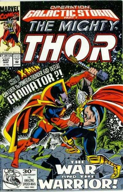 The Mighty Thor #445