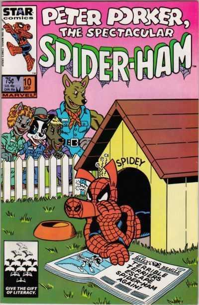 Peter Porker, The Spectacular Spider-Ham #10
