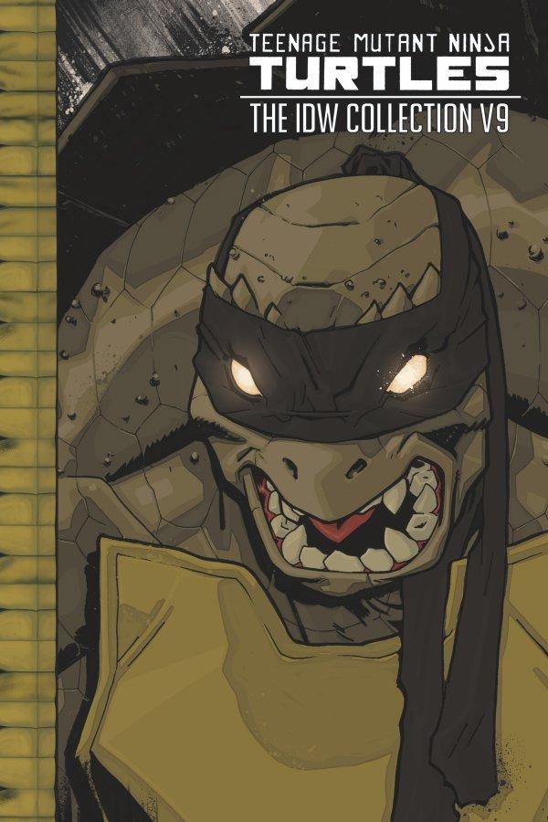 Teenage Mutant Ninja Turtles: The IDW Collection Vol. 9 HC