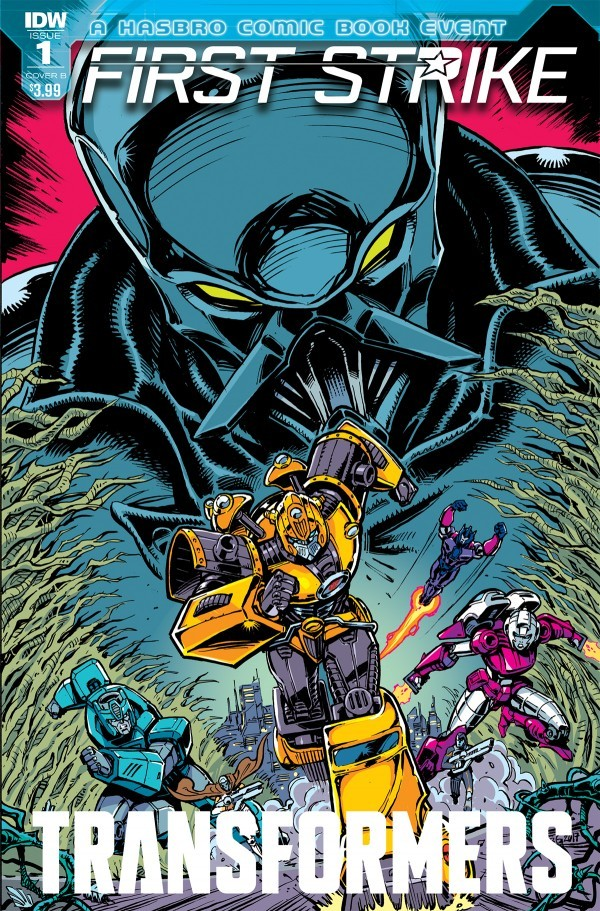 Transformers First Strike #1