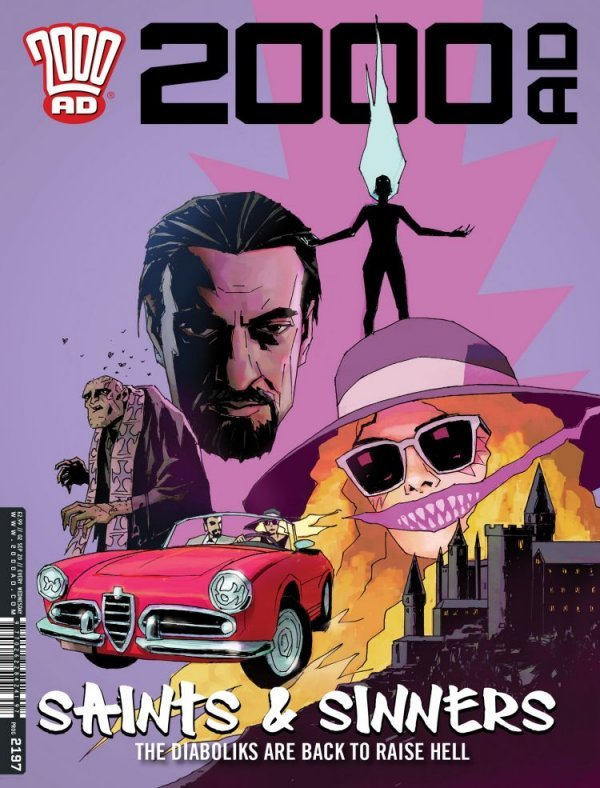 2000 AD #2197 review