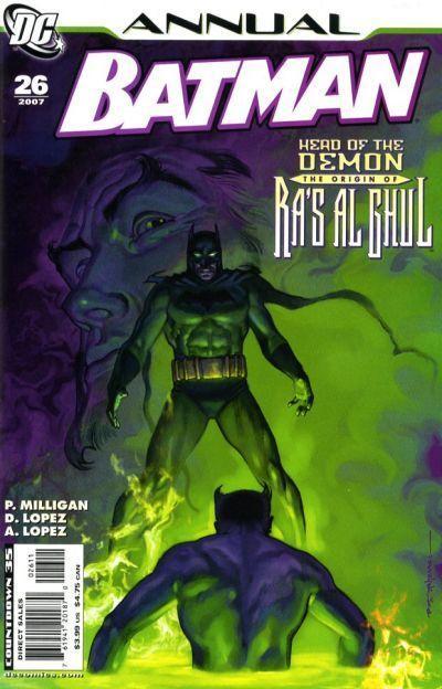 Batman Annual #26