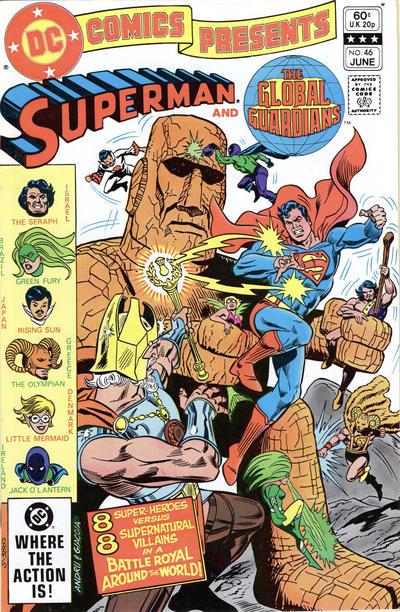 DC Comics Presents #46