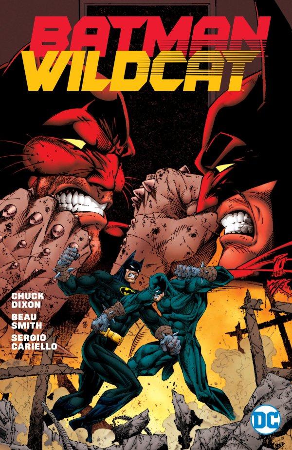 Batman / Wildcat TP