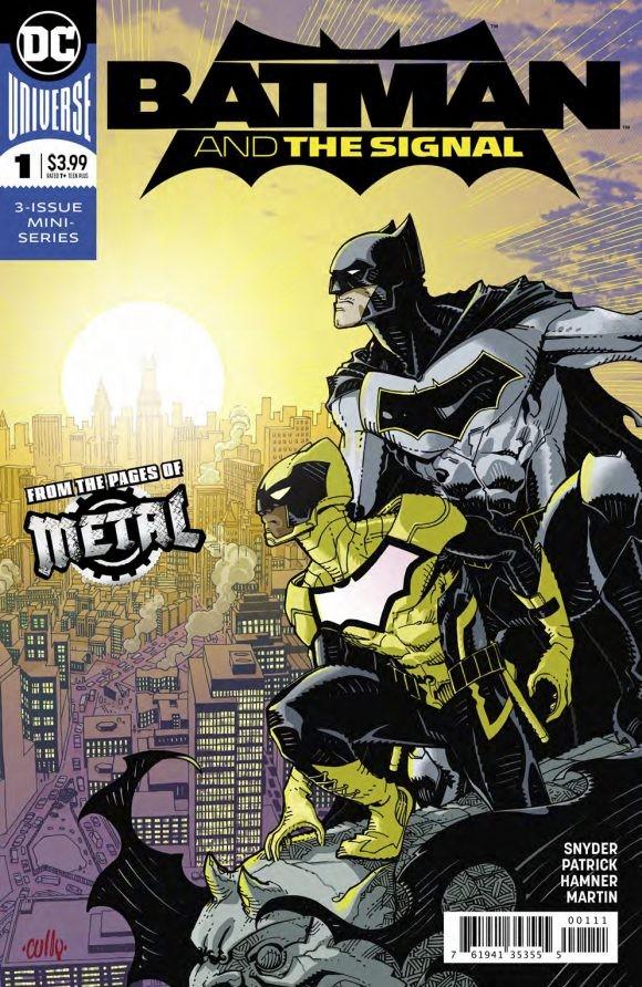 Batman and the Signal #1