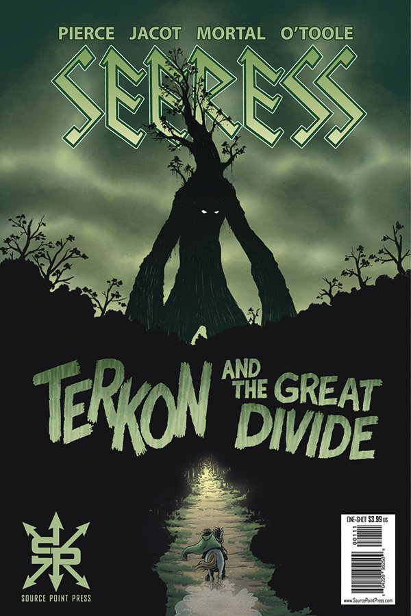 Seeress: Terkon And The Great Divide #1