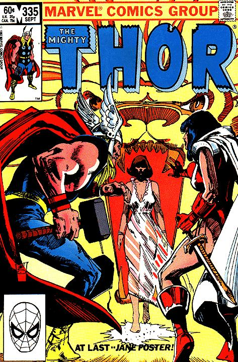 The Mighty Thor #335