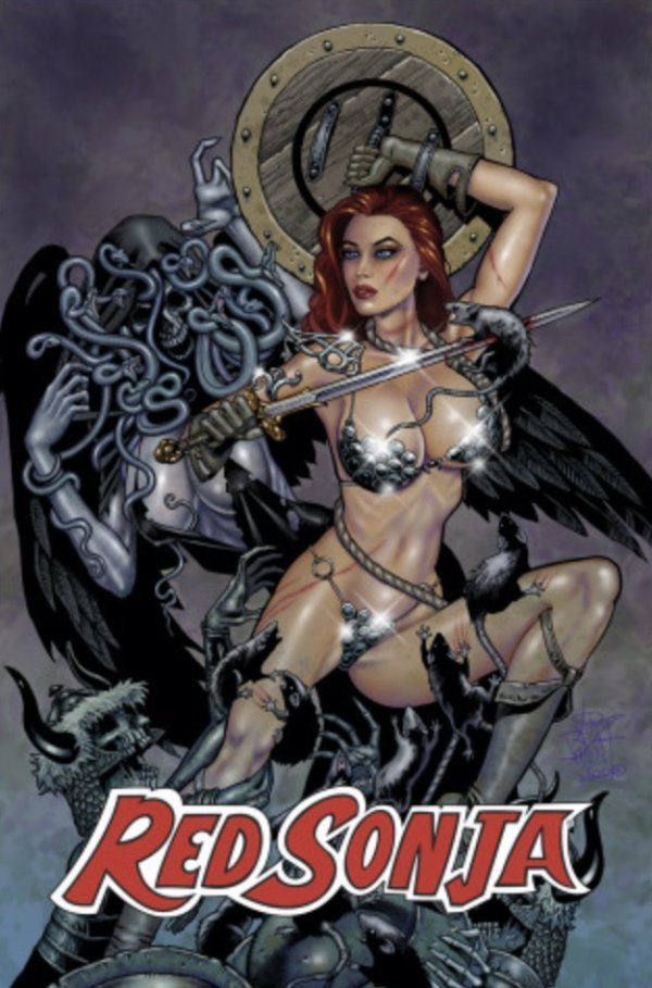 Marvel Feature Red Sonja #4 Reprint