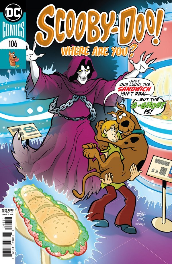 Scooby-Doo, Where Are You? #106
