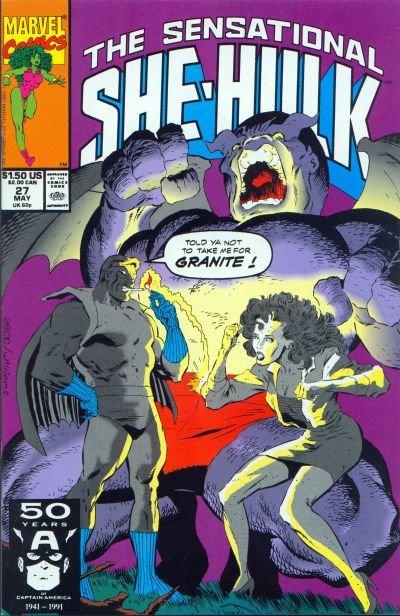 The Sensational She-Hulk #27