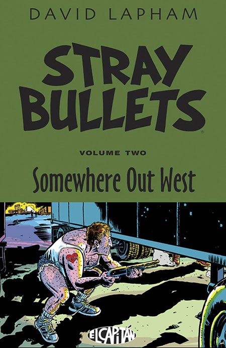 Stray Bullets Vol. 2: Somewhere Out West TP