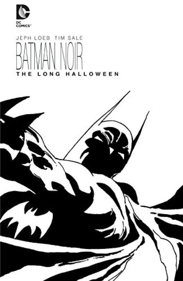 Batman Noir: The Long Halloween HC