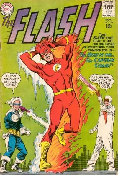 The Flash #140