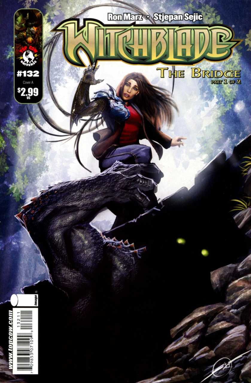 Witchblade #132