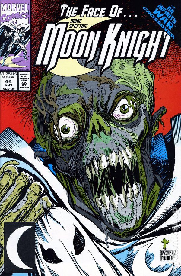 Marc Spector: Moon Knight #44